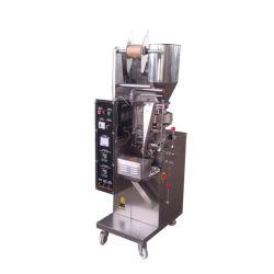 Korn-Lebendmasse beizt den Verpackungsmaschine-Fastfood- Beutel, der kleiner Stangenbohrer-automatische Körnchen-Vertikale füllt