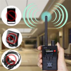 Il Anti-GPS seguire/anti macchina fotografica della spia/ascolta esattezza G318 3G 4G dell'errore di programma dell'errore di programma alta del rivelatore del rivelatore eccellente del segnale ascoltare di nascosto di protezione di segretezza anti