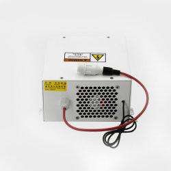 Лазерный источник питания непосредственно на заводе 50W для лазерной резки машины
