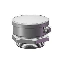 Rango de medición de 5 cm ~ 0,8 M de la sonda de nivel de líquido de ultrasonidos