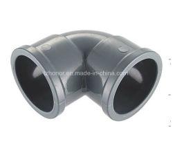 PVC等しい肘の給水圧力管付属品90のDegのDIN標準NBR5648 (T03)