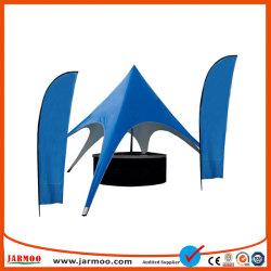 Водонепроницаемый чехол для установки вне помещений большой торговой выставке Star палатка