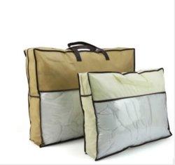 حجم عادة - يجعل [بفك] وغير يحاك بيتيّ نسيج حقائب لأنّ وسادة ولحاف تعليب