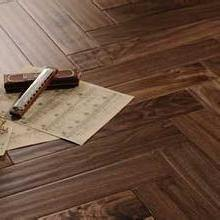 Noyer huilé naturel American Hardwood Flooring