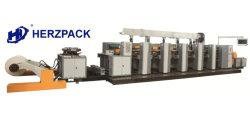 Flexo печатной машины для бумаги, бумажных мешков для пыли