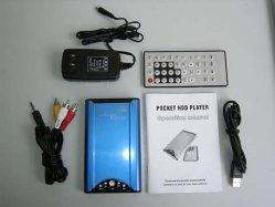MP4 Divx HDD Player