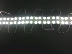 ライトボックスのための防水SMD LED 3LEDsの注入白いLEDのモジュール