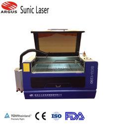 Großer Laser-Plotter-Schneider aus Acrylholz, Leder, PVC-Touchscreen Maschine