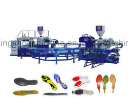Chaussures de football de semelle pour TF Machine d'injection
