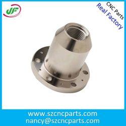 Aluminium 6061 Hoge Precisie CNC het Machinaal bewerken/Machines/het Machinaal bewerkte Deel van het Metaal voor Vliegtuigen