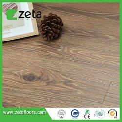 Деревянный пол ламината плиткой с водонепроницаемым Environment-Friendly высокой HDF AC3