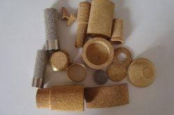 Aço inoxidável cobre Bronze de titânio em pó do filtro sinterizado