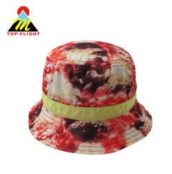 Commerce de gros Polyester plaine de sublimation Custom Womens godet Hat
