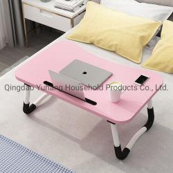 2020 de madera portátil Mesa ordenador mesa de estudio portátil plegable Tabla M-X1910