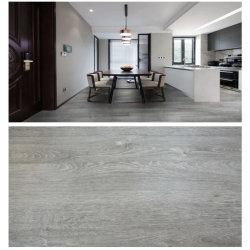 Installation facile IXPE EVA Sport les carreaux de plancher en vinyle PVC Spc imperméables en plastique de verrouillage des revêtements de sol