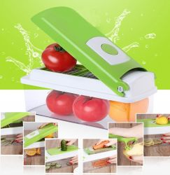 Dicer Plus Cortador de verduras, frutas Food-Chopper Kitchen-Cutter Dicer