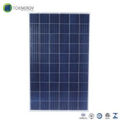 60cellules 275watts Poly panneau solaire pour système d'alimentation solaire