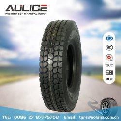 Commerce de gros pneus des roues motrices TBR chinois pour la promotion 12.00R20
