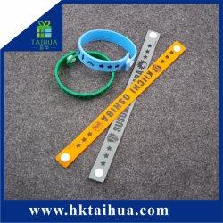 La Chine de l'hôpital personnalisé ID Patient bracelets en PVC, commerce de gros ID médical Bracelets