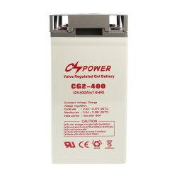 Ciclo de profunda 2V 400Ah tipo gel Bateria UPS da bateria do SLA