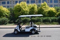 2+2 plazas Club de Golf eléctrico coche para el campo de Golf