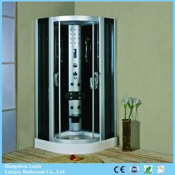 タッチ画面のコントロール・パネル(LTS-9909A)が付いている贅沢な浴室の緩和されたガラスの蒸気のシャワー室