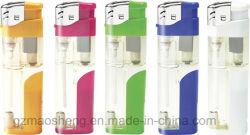 Accendigas elettronico ricaricabile da 8,0 cm con LED