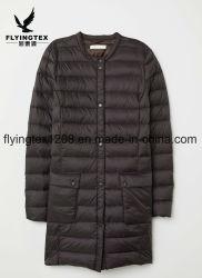 Vrouwen/Dames Dame Long Down Jacket Winter Laag