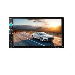 """Auto-Audio des LÄRM 2 Autoradio 7 """" HD Screen-Spieler-MP5 SD/FM/MP4/USB/Aux/Bluetooth für die hintere Ansicht-Kamera Fernsteuerungs"""