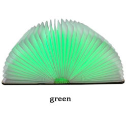 성탄 선물을%s LED 책 램프를 비용을 부과하는 USB