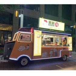 Cuisine Cuisine Mobile camion alimentaire /l'alimentation de remorque de la crème glacée Panier Panier //chariot/distributeur de café Voiture/Hotdog/chocolat/pop-corn