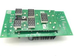 Temporizador de controlo de carga da bateria LCD Controller Driver Board