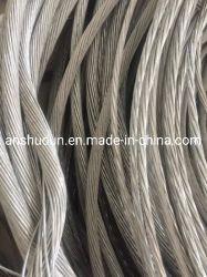 Cable de aluminio de chatarra chatarra chatarra de aluminio Reciclaje de alambre de aluminio
