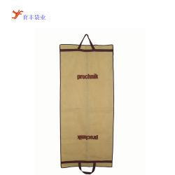 prix d'usine avec des poches du vêtement Robe de mariée de costume sur mesure sacs sac