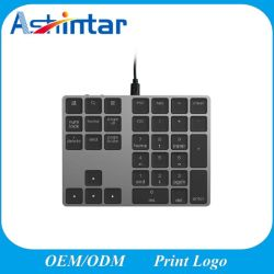 Magische Schlüsselzahl-Tastatur des Tastatur-numerischen Tastaturblock-32 für Laptop