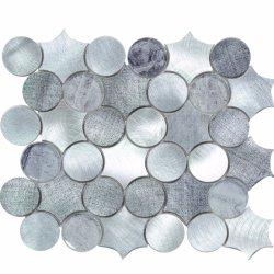 Alemania Venta caliente estilo hermoso mosaico de cerámica de vidrio y metal