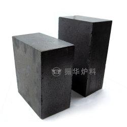 Используется для электродуговых печей переменного тока высокой температуры огнеупорного кирпича углерода глинозема Magnesia