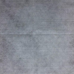 Largeur personnalisée de coton maillé tissu non tissé