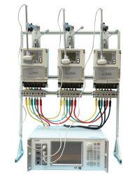 Portátil Full-Automatic Medidor de energia do equipamento de Teste com precisão de alta qualidade 0,05 Pode testar tanto monofásicas e trifásicas Muts na posição 3 Rack de teste