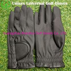 PU lederne Mann-und der Dame-Unisex Universal Style Golf-Handschuhe