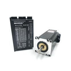 2フェーズNEMA23 2nmのハイブリッド段階モータードライバー、閉じたループの段階モーター、DCモーター、接着剤ディスペンサーのためのより安いモーター