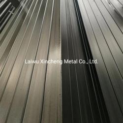 Uns G10180 AISI 1018 C1018 com acabamento a frio de aço estirados a frio barras quadradas