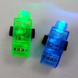 Il LED illumina in su gli indicatori luminosi differenti della barretta di colore con di fibra ottica per il partito
