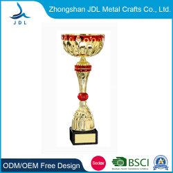 Mayorista de China la escuela y deporte de competición de logotipo personalizado Premio Trofeo para Souvenir/Partido