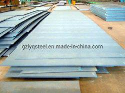 صفائح فولاذية عالية الجودة للغلاية وسفن الضغط Q345r