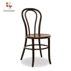 의자를 식사하는 사건 고용 당 쌓을수 있는 옥외 알루미늄 Thonet Bentwood