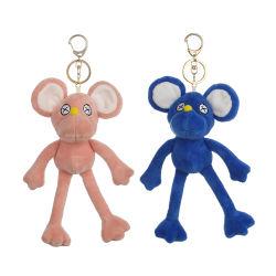 고품질 봉제 마우스 봉제 장난감 키체인 프로모션 선물