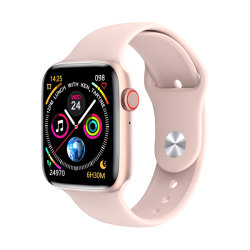 2021 Nouveau W26+ W26 Plus Smart Watch 1,75 commande tactile plein écran Smart Watch Band W26+ Smart Bracelet montre de sport