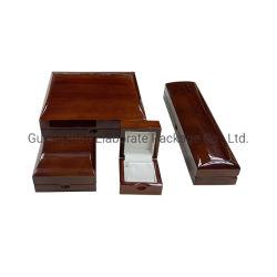Petit piano Finition brillante de bijoux en bois solides/Joyau de l'emballage boîte cadeau de collecte de commerce de gros