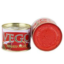 طماطم معلبة لصق 70 غ مع مادة خام عضوية